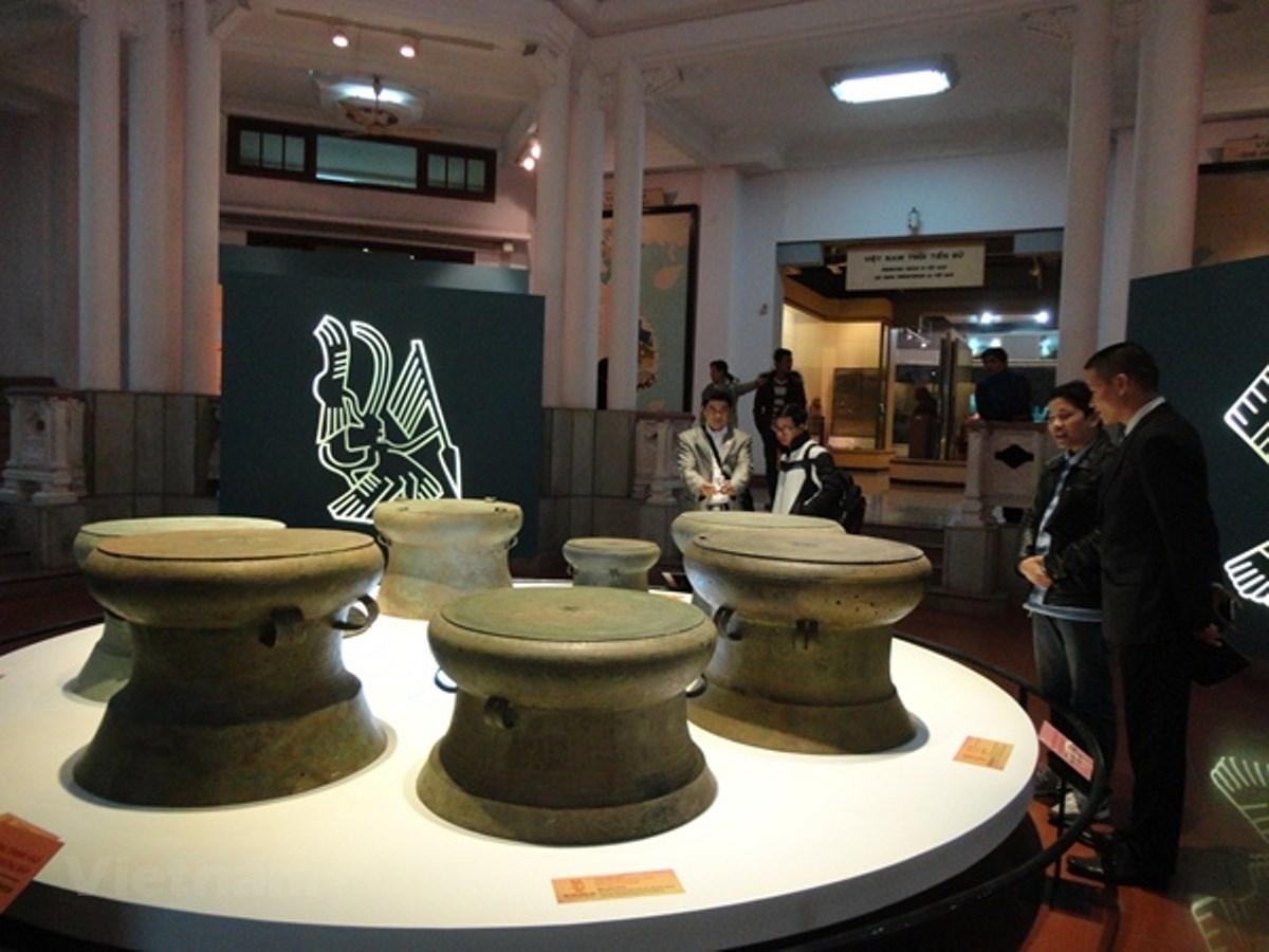 Gìn giữ nét văn hóa thời Đông Sơn