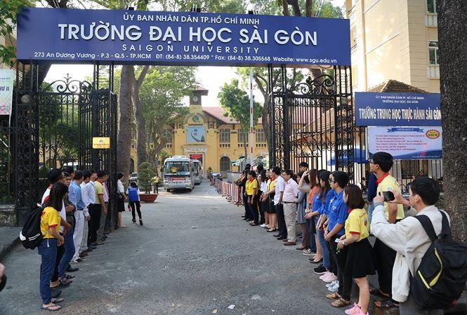 Đại học Sài Gòn có tuyển sinh ngành Công nghệ thông tin khối A