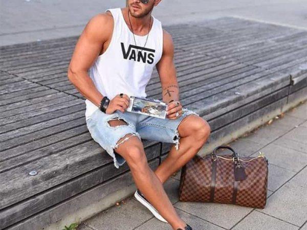 phong cách ăn mặc cá tính nam